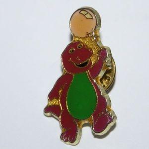 Vintage Barney Pin brooch